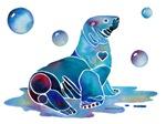 Seal Sea Lion Original Art