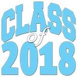 Class of 2018 blue