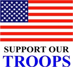 Support our Troops Design