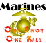 Marines One Shot One Kill Design