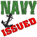 Navy Issued