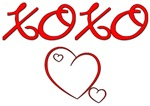 XOXO Heart