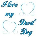 I Love My Devil Dog