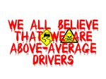We All Believe That We Are Above-Average Drivers