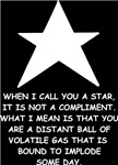 When I Call You A Star