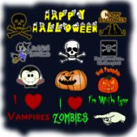 Halloween T-Shirts Apparel & Gifts