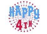 Happy 4th with Firework