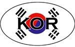 South Korean Stickers