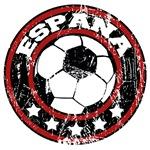 Espana Soccer (distressed)