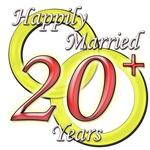 Twentieth Anniversary, red