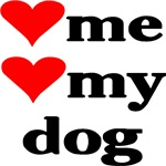 LOVE ME LOVE MY [animal]