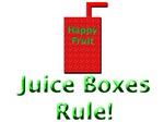 Juice Boxes Rule