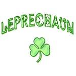 Leprechaun Shamrock