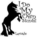 I Do My Own Stunts - Levade