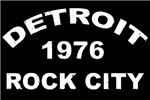 DETROIT ROCK CITY T-Shirts