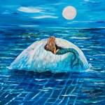 Mermaid Floating