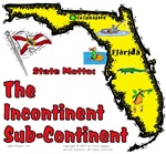 FL - The Incontinent Sub-Continent!