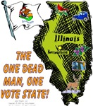 IL - One Dead Man, One Vote State!