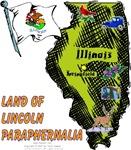 IL - Land of Lincoln paraphernalia.