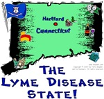 CT - The Lyme Disease State!