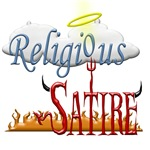RELIGIOUS SATIRE ITEMS