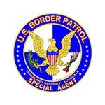mMen US Border Patrol SpAgent