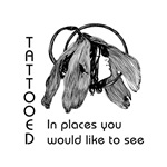 Tattooed In Places You Would Like To See