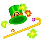 Festive St. Patrick's Day Collage