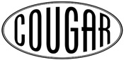 Cougar In Oval Frame