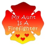 Firefighter Aunt Apparel and Gift Ideas
