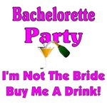Bachelorette Party Tee's and Keepsakes