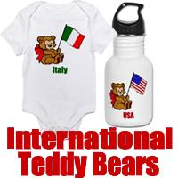 International Teddy Bears
