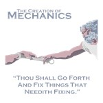 The Creation of Mechanics
