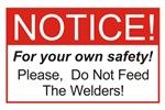 Notice / Welders