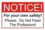 Notice / Professors