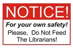 Notice / Librarians