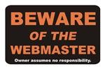 Beware / Webmaster