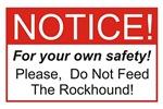 Notice / Rockhound