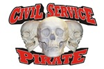 Civil Service Pirate