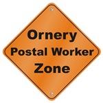 Ornery Postal Worker