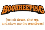 Bookkeeping-Numbers