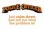 Police / Calm