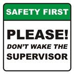Supervisor / Wake
