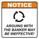 Banker / Argue