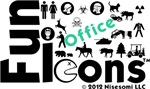 Fun Icons Office