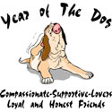 Funny Year of The Dog T Shirts & Gifts