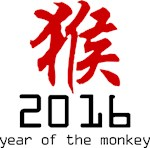 2016 Chinese New Year of The Monkey T-Shirts