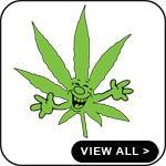 Marijuana T-Shirt Cannabis T-Shirts Weed TShirts