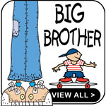 Big Brother T-Shirts I'm The Big Brother T-Shirt