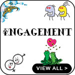 Funny Engagement T-Shirts Cute Engagement T-Shirts